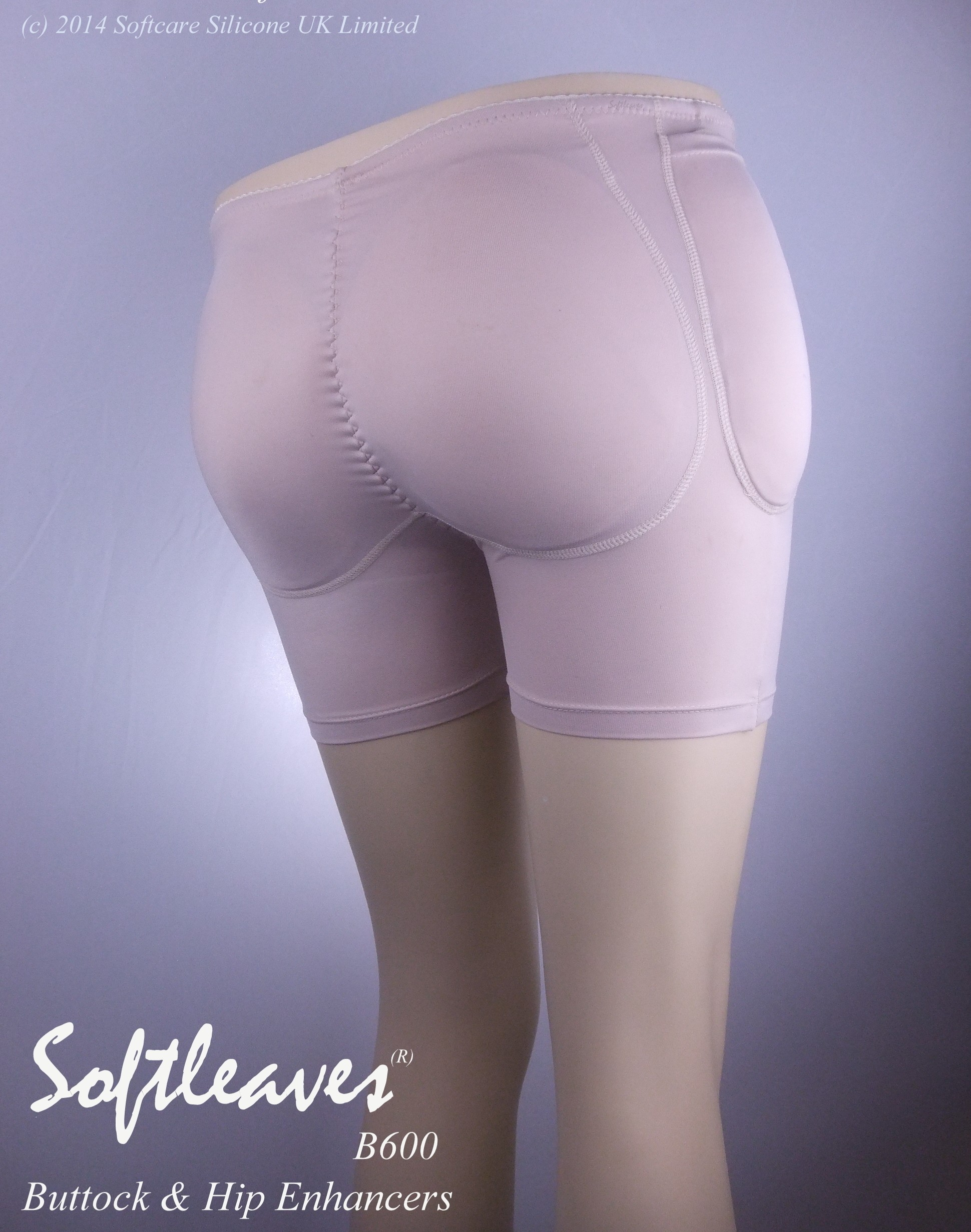 Softleaves B600 Hip & Buttock Enhancers